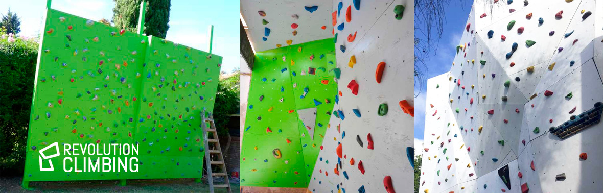 Consejos para armar tu muro de escalada - Revolution Climbing ...